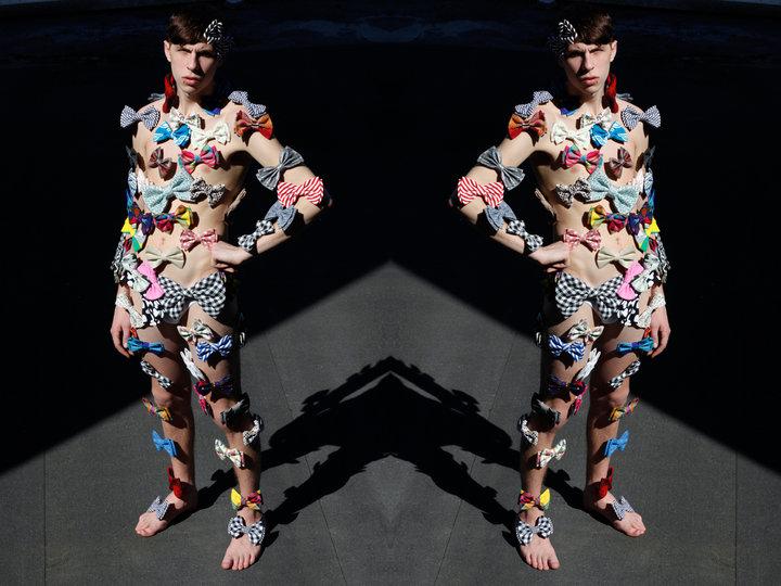 Laurent Desgrange: Inventor de humitas y ropa urbana ilustrada