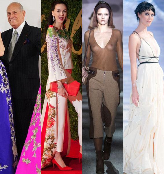 Los hitos de la moda 2014