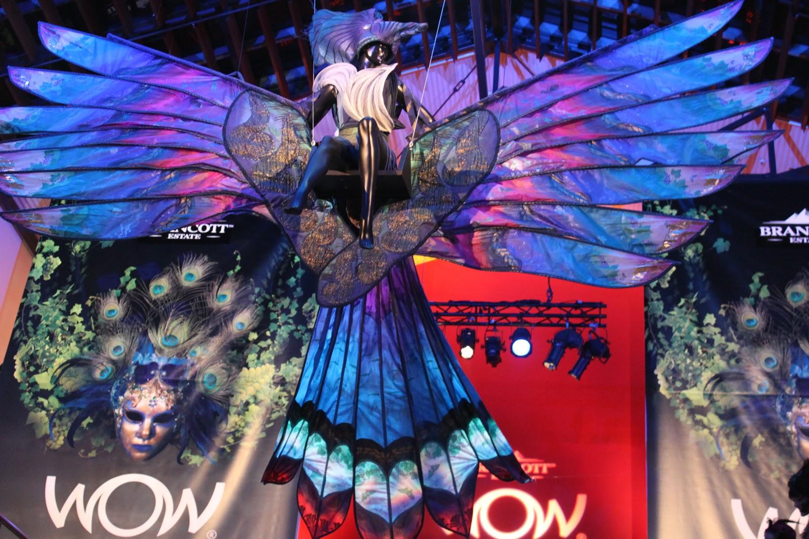 World of Wearable Art: Moda, Danza y Teatro fusionados en un festival