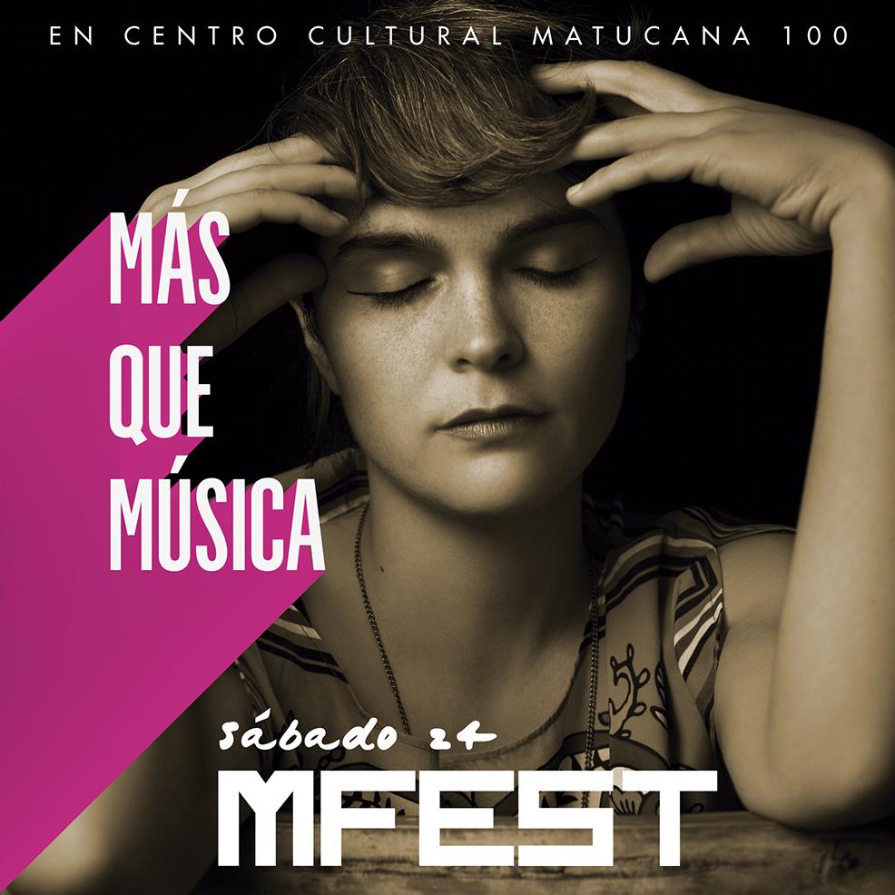 Concurso: ¡Gana una entrada doble para #MFEST 2015!