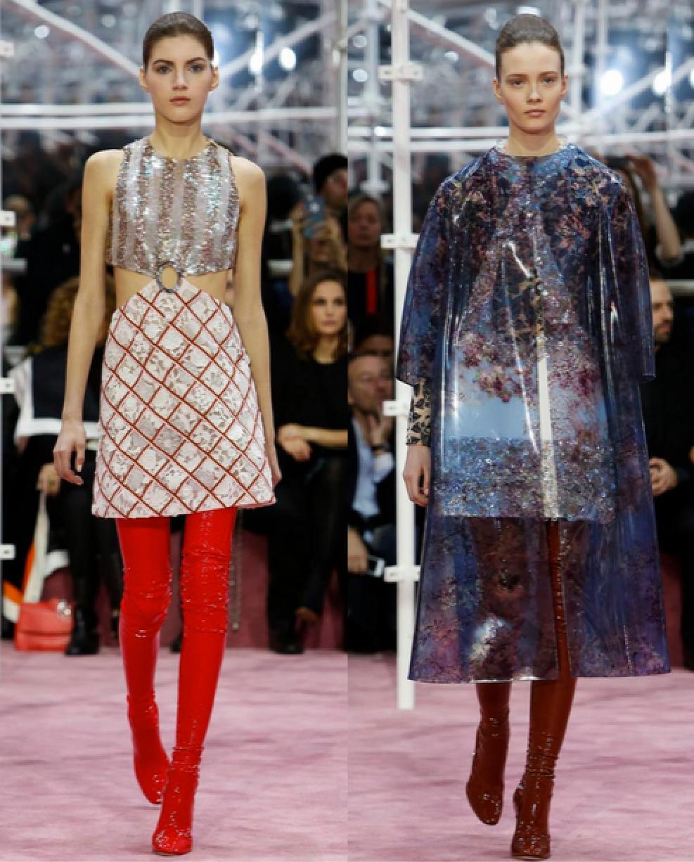 Dior Haute Couture S/S 2015: Más brillos y show para Raf Simons