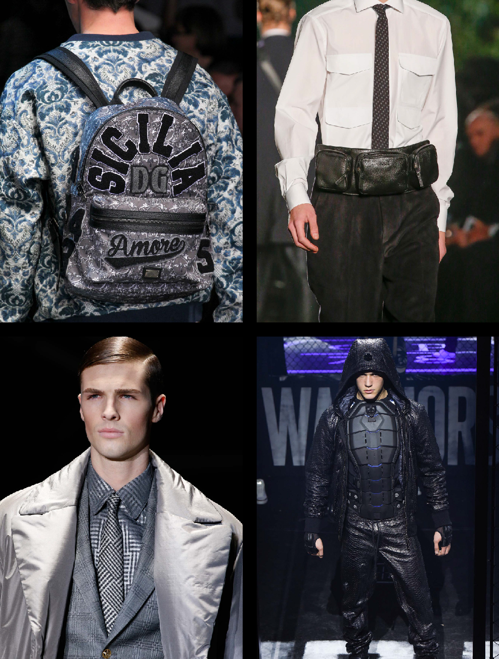 Milán Fashion Week Mens Fall Winter 2015, parte I