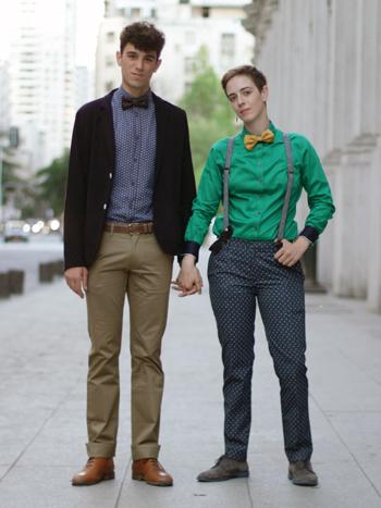 Manuel Correa y Antonia Forch