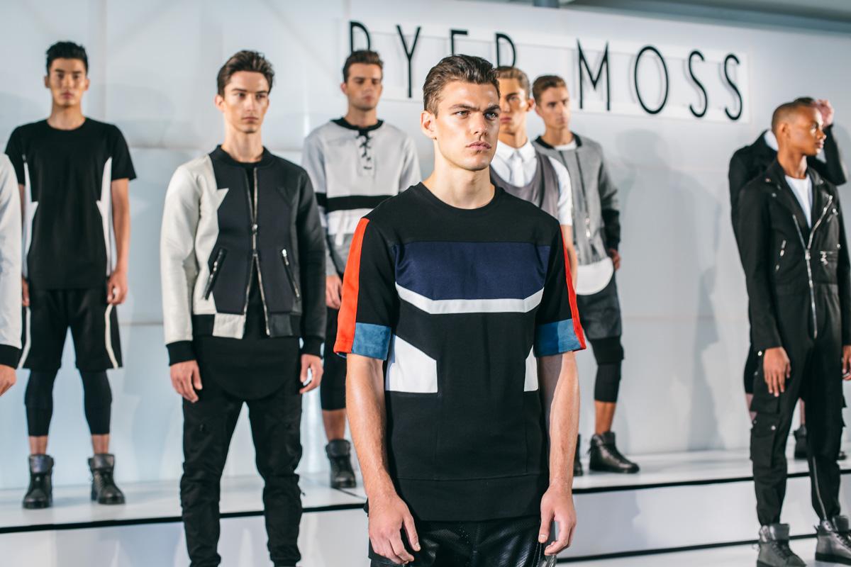 Pyer Moss y la reinvención de los uniformes deportivos masculinos