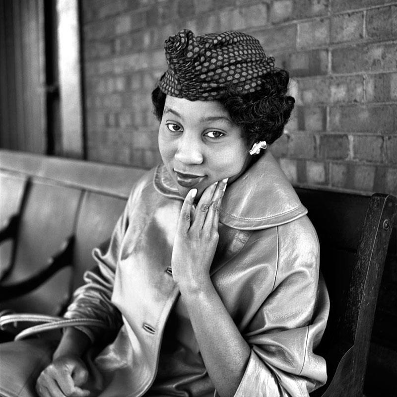 Las fotografías de Vivian Maier y el street style en Nueva York y Chicago de los años 50'