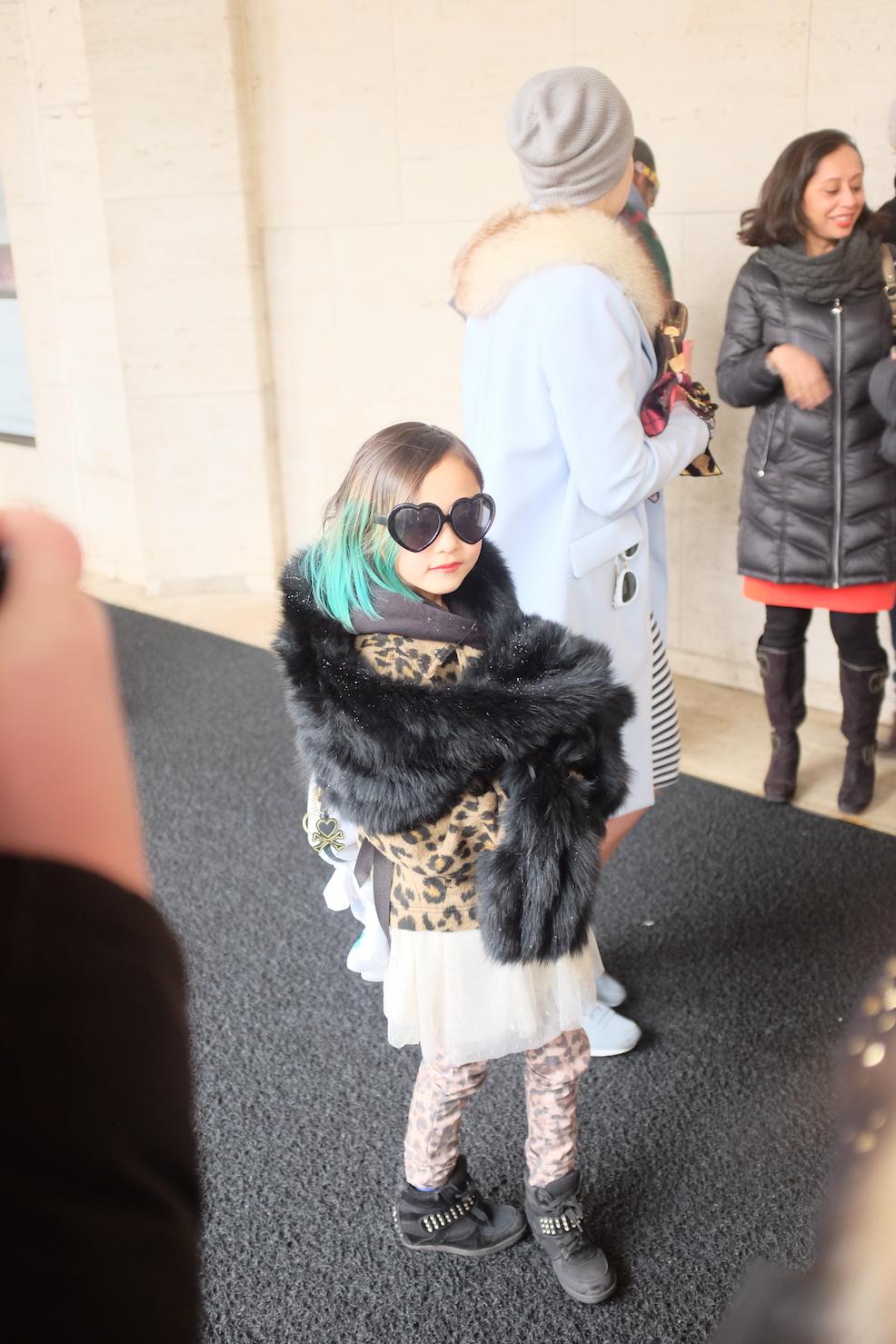#TRESemmeEnNY: Los desfiles de Misha Nono y Hervé Léger en New York Fashion Week FW 2015