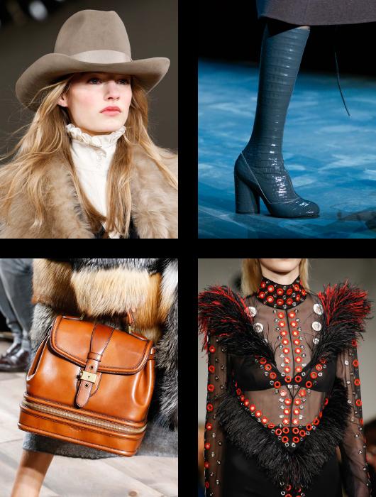 Las colecciones Fall/Winter 2015 de New York Fashion Week: Parte II