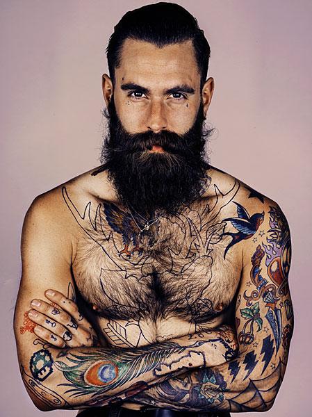 Beard, la exhibición dedicada a la barbas que se tomará el Somerset House de Londres durante marzo