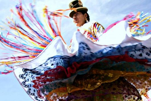 Cholas paceñas, ícono de la moda latinoamericana