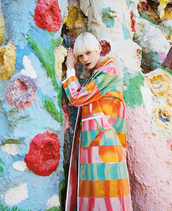 Una peregrinación de moda en #BLESSED, para PaperMag 2015