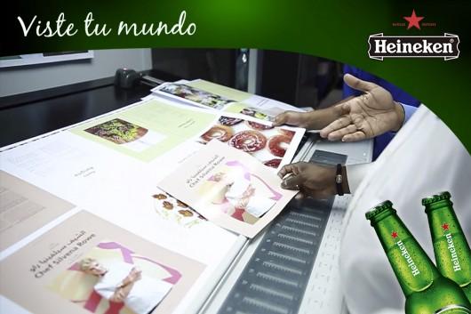 """Lanzan en medio oriente la primera revista inglés/árabe sobre """"food art"""""""