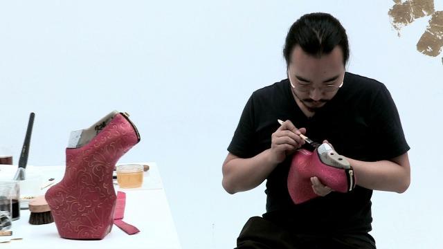 VLC ♥ Floating World, el proceso creativo de Noritaka Tatehana para SHOWstudio