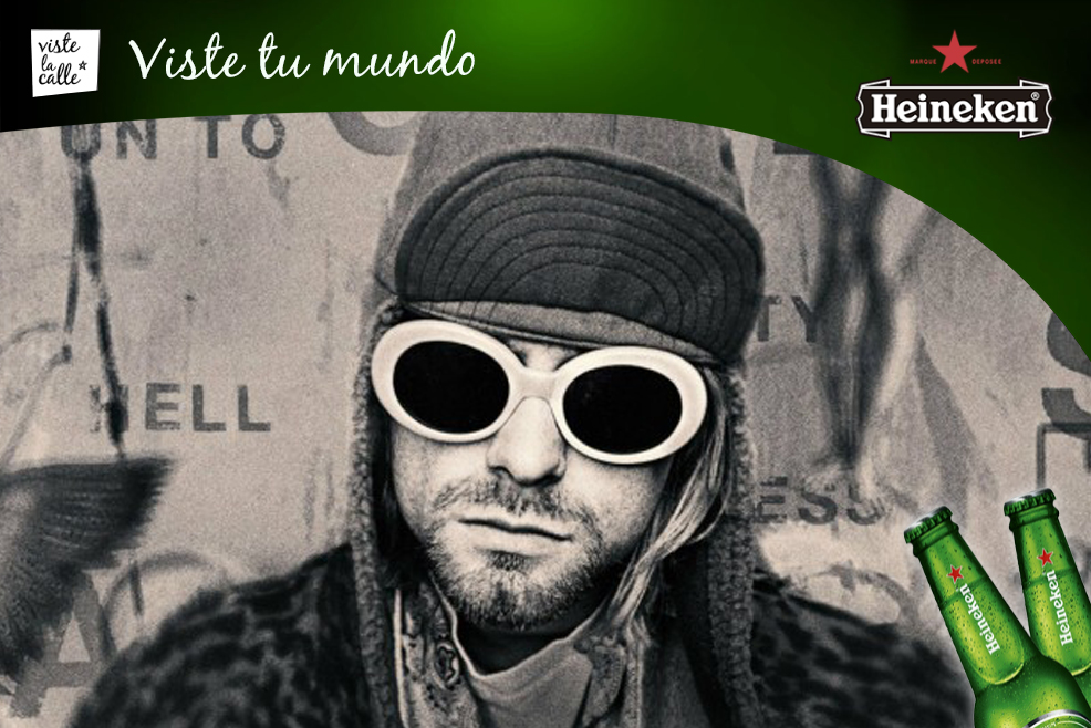 """""""Cobain: Montage of Heck"""", el documental que mostrará la vida de Kurt Cobain #HeinekenLife"""
