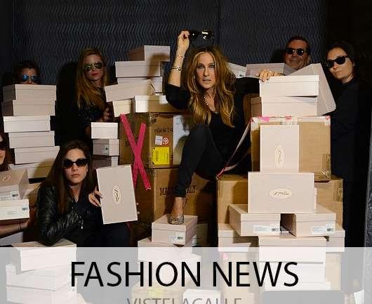 Fashion News: Sarah Jessica Parker es el nuevo rostro de Ripley, Milán Fashion Week Menswear y el cortometraje sobre Minions para Vogue UK