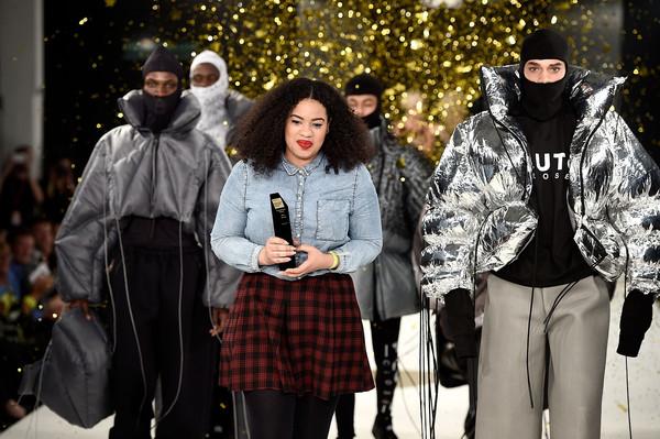 Hannah Wallace, la revelación del Diseño en Graduate Fashion Week 2015
