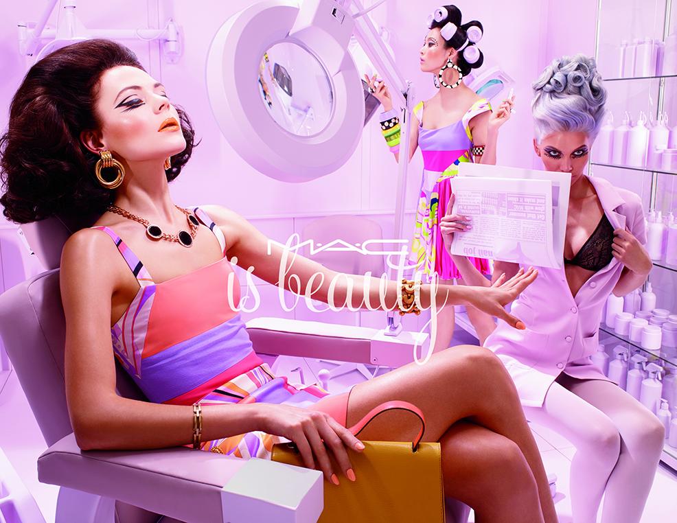 MAC is beauty, la nueva colección de MAC Cosmetics