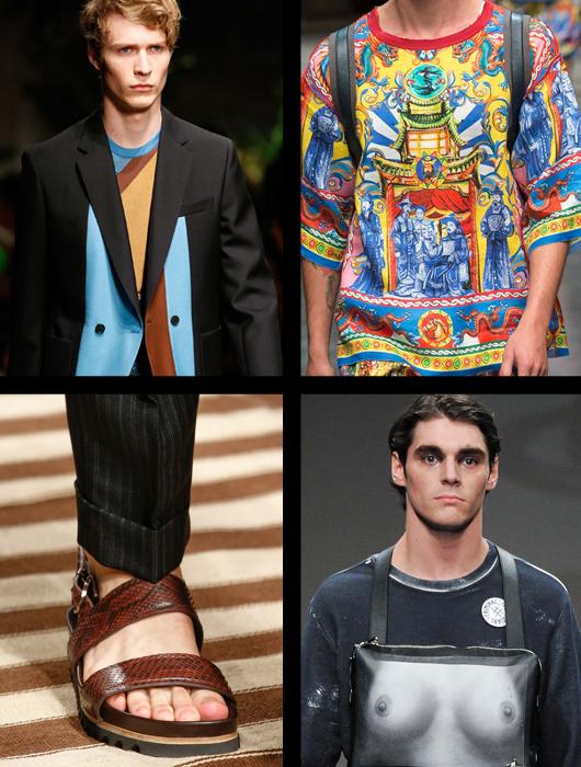 Las colecciones Primavera/Verano 2016 de Milan Fashion Week Menswear