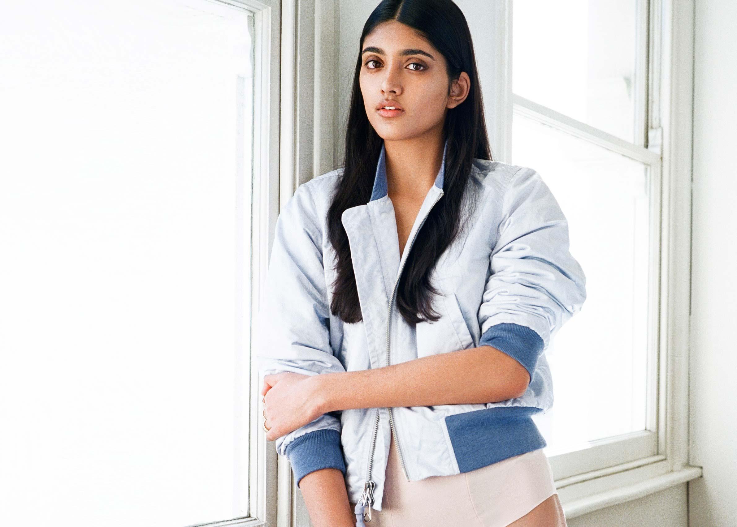 Neelam Gill, la nueva promesa del modelaje hindú