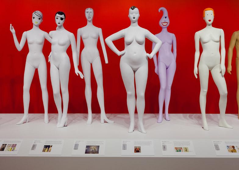 Ralph Pucci y su exhibición dedicada al arte de los maniquíes