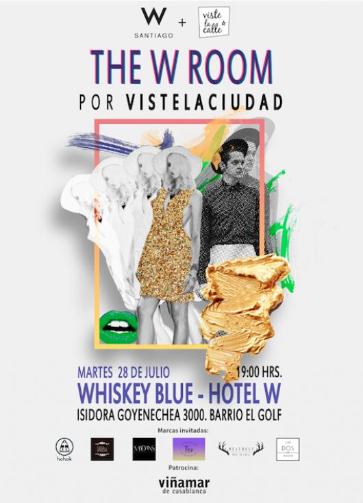 ¡Los invitamos a una nueva edición del bazar trendy The W Room por VisteLaCiudad!