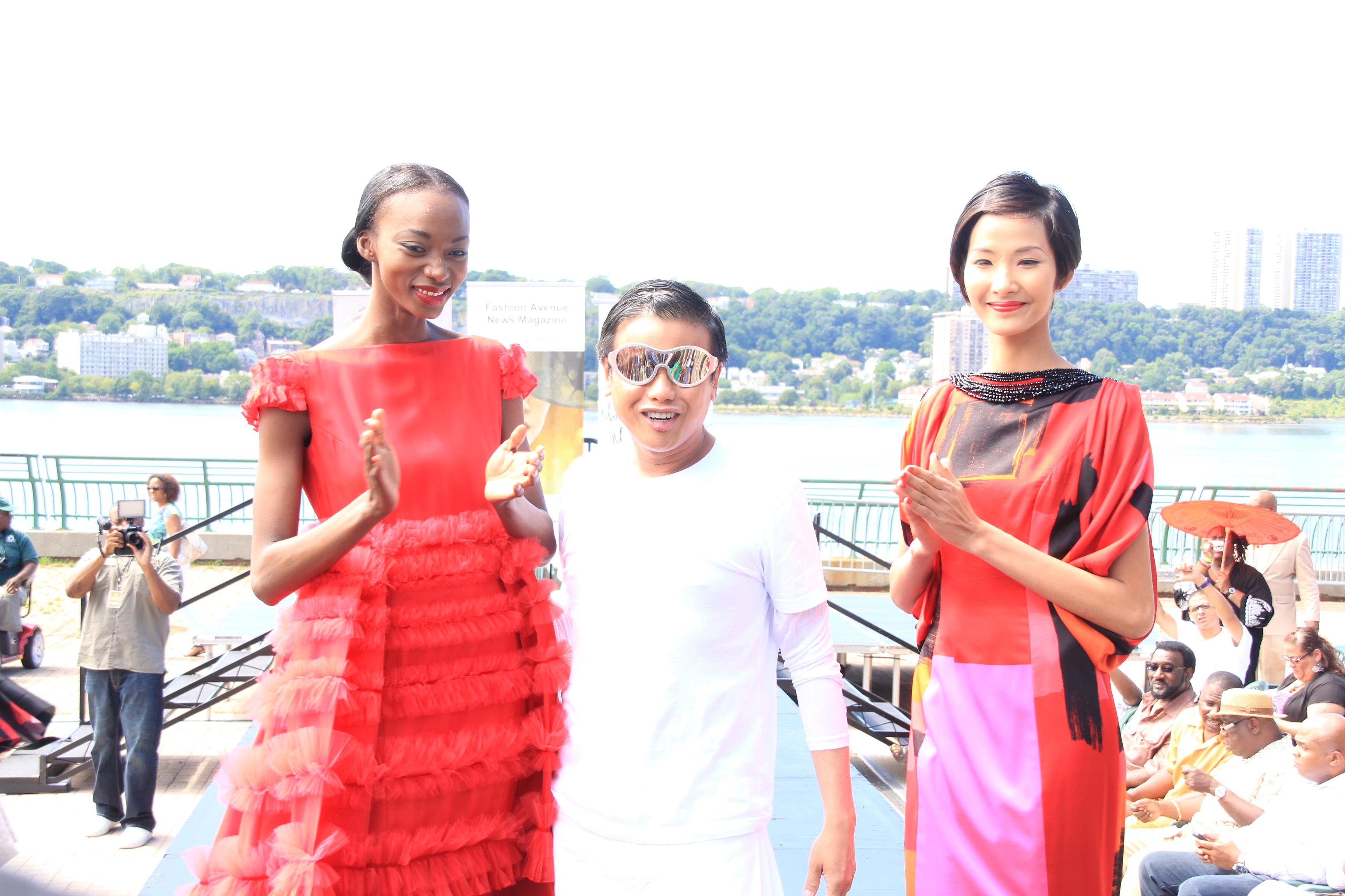 #VLCNewYork: Fashion on the Hudson, desfiles de moda al aire libre y abiertos a todo público