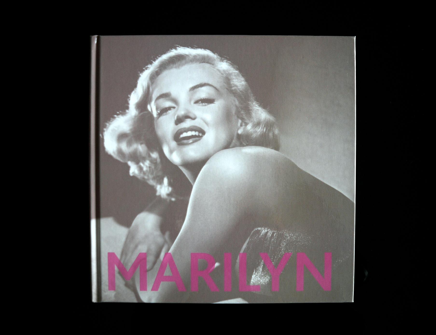 Reseña Contrapunto: Las imágenes de Marilyn