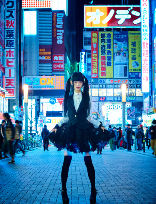 'Hikaru Skirt', la falda con led y sensores que tiene vueltos locos a los japoneses