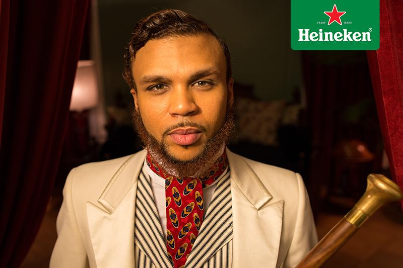 Jidenna: Hip hop estilo dandy #HeinekenLife