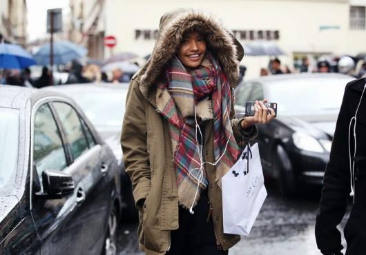 Prendas emblemáticas: La bufanda, prenda con un origen muy alejado de las épocas de frío