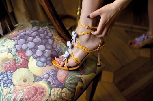 Liudmila, la línea de zapatos inspirados en las princesas Disney