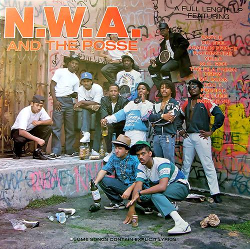 """""""Straight Outta Compton"""" (2015): La historia y el estilo del gangsta rap con NWA"""