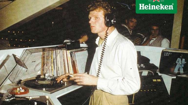 Rusty Egan, el DJ precursor del new wave #HeinekenLife