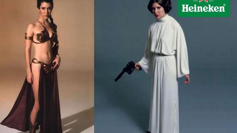 Repasando el vestuario de Star Wars, antes del estreno de la nueva película #HeinekenLife