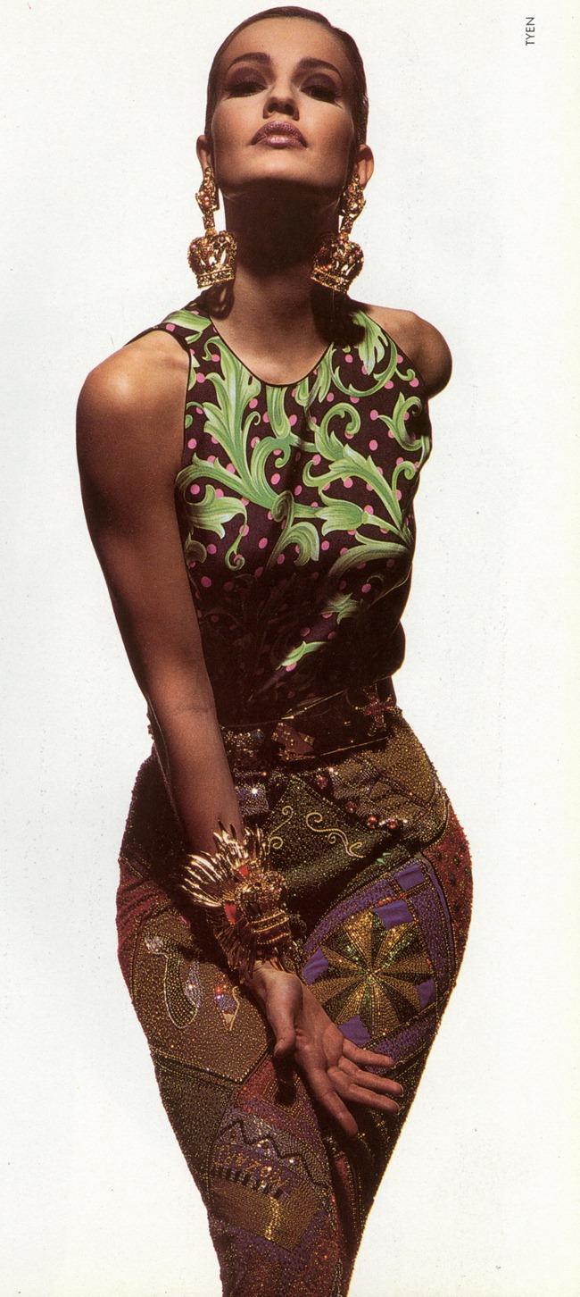 Fotografía de moda de los años '90: Tyen