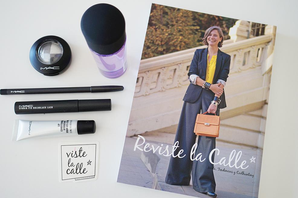 #Concurso: ¡Gana tu ejemplar de RevisteLaCalle 9 + set de maquillaje MAC Cosmetics!