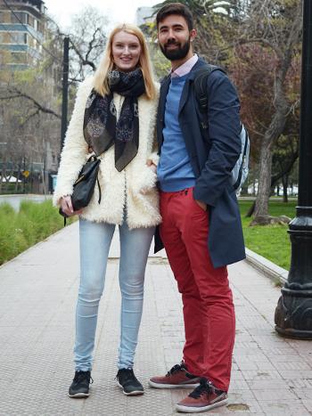 Malena y Kurosch