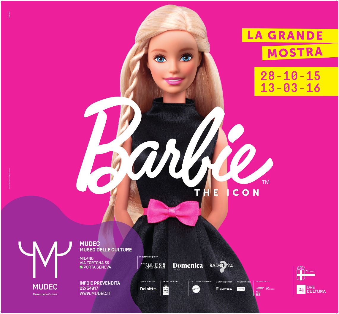 Barbie: The Icon, la exposición dedicada a los 55 años de Barbie
