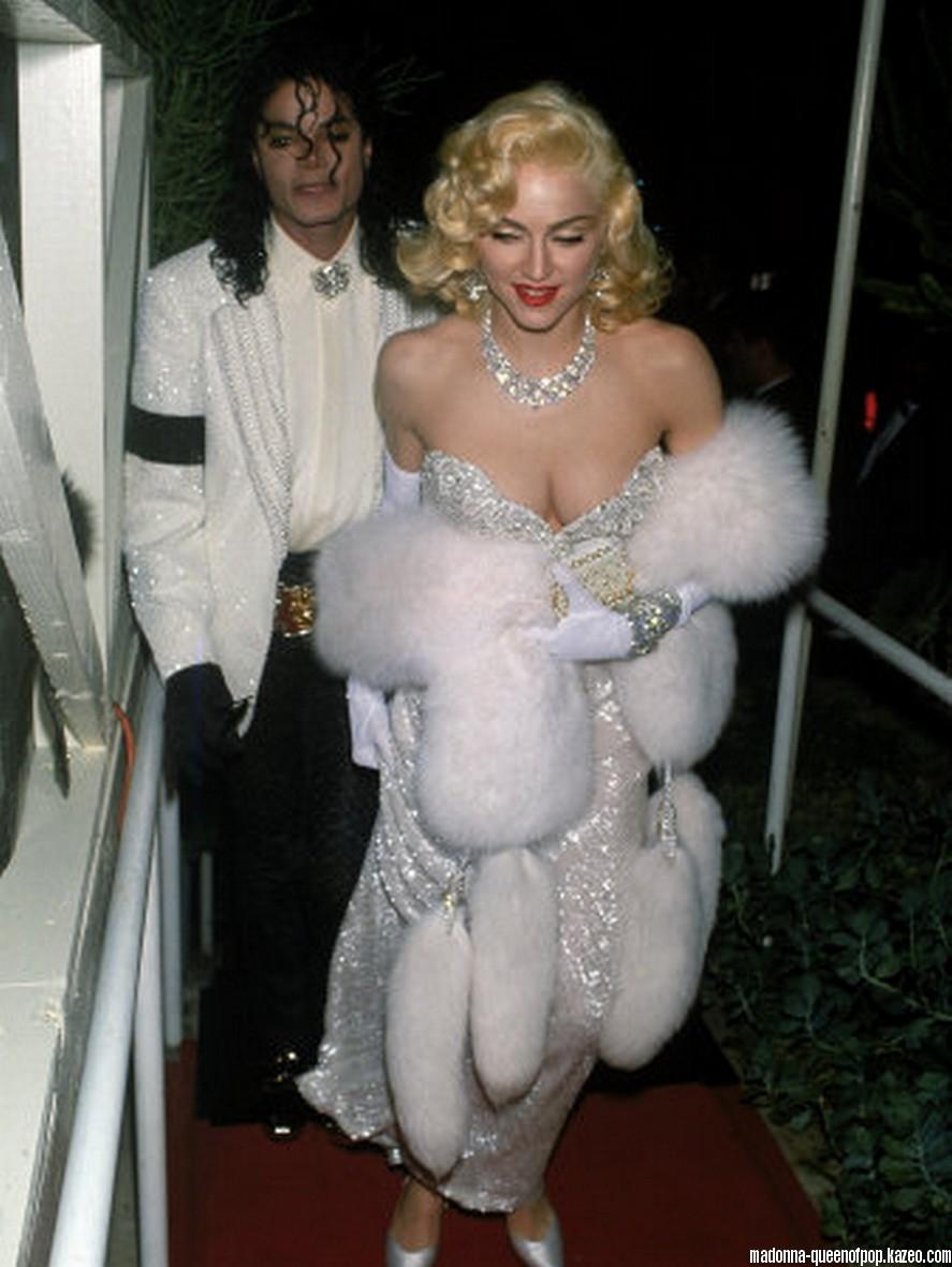 Resultado de imagen de madonna premios oscar 1991