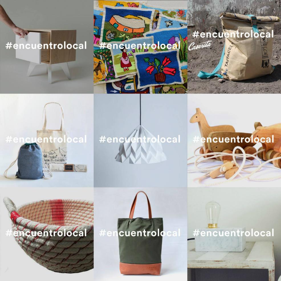 Encuentro Local: Marcas chilenas de diseño se reunen este 17 y 18 de octubre en Recoleta