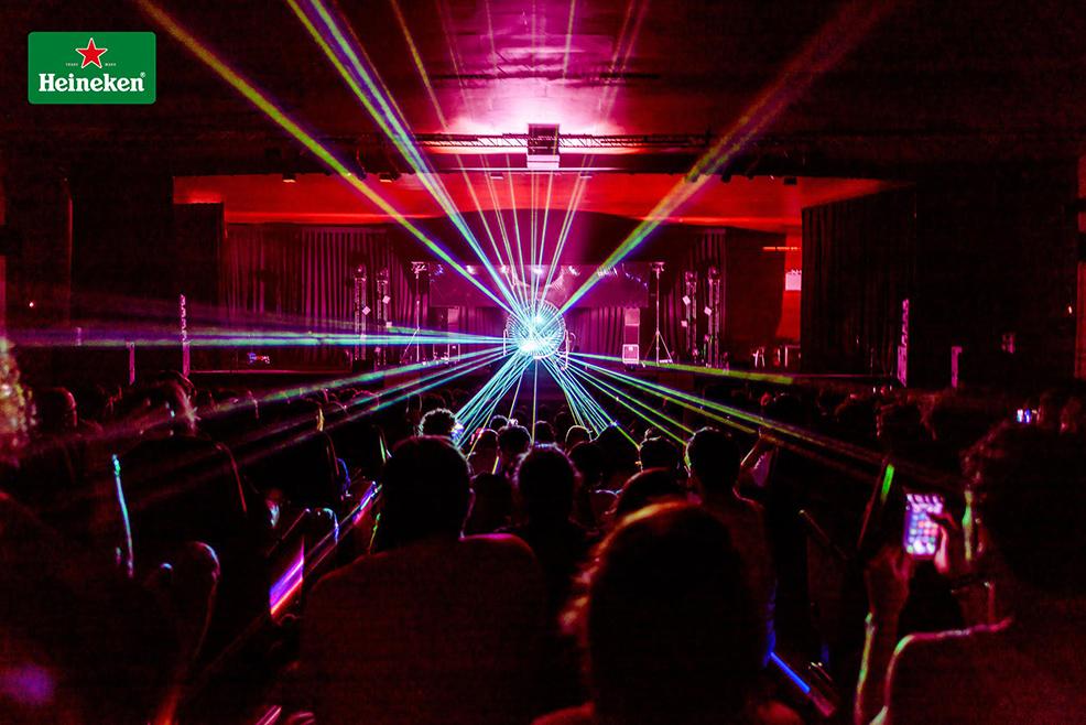 Concurso #HeinekenLife: Regalamos entradas para SónarSound Santiago 2015