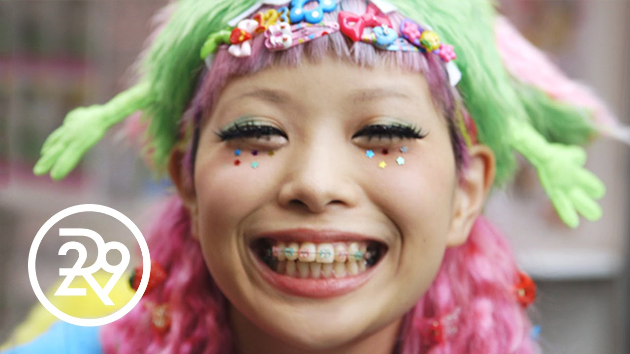 VLC ♥ Style Out There: Japan y el barrio Harajuku por Refinery29