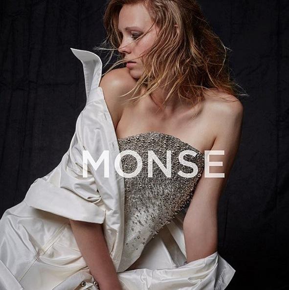 Monse, la marca de ropa femenina que sigue el legado de Oscar de la Renta