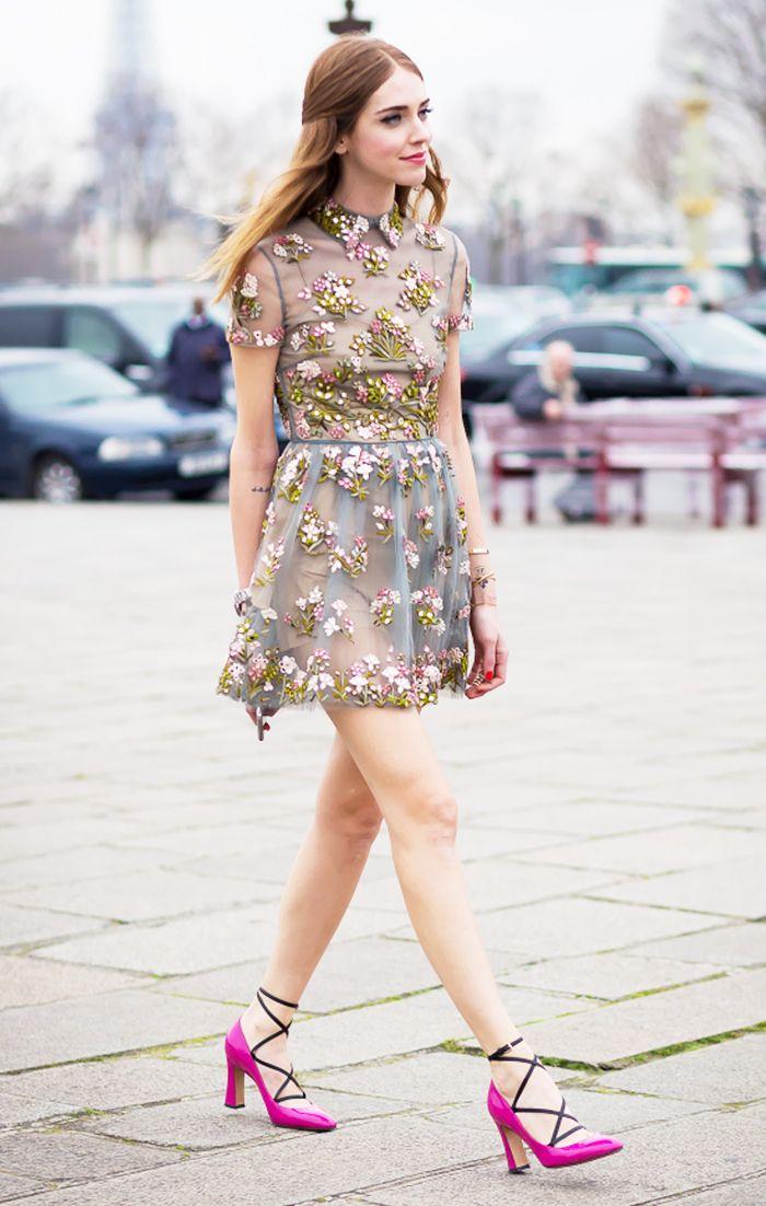 Inspiración visual: Los mejores looks de Chiara Ferragni