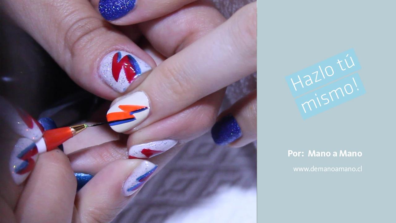 Hazlo Tú Mismo: David Bowie Nails por Mano a Mano