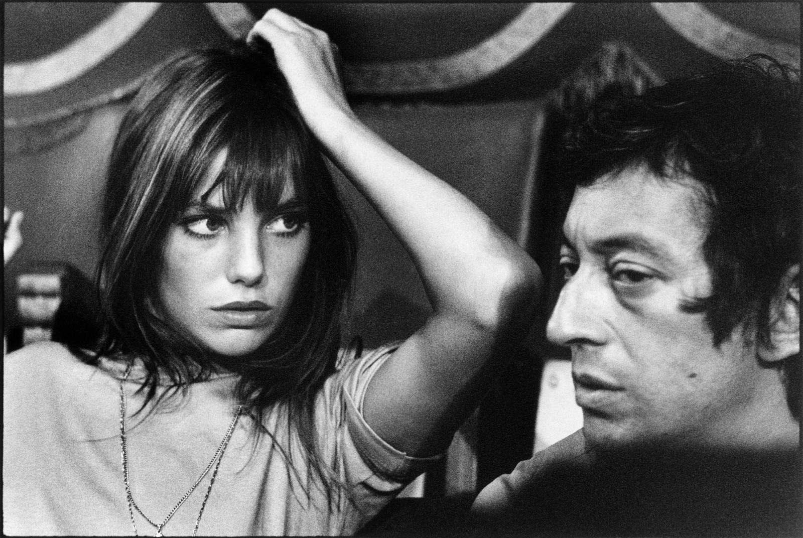 La exhibición de Serge Gainsbourg en París