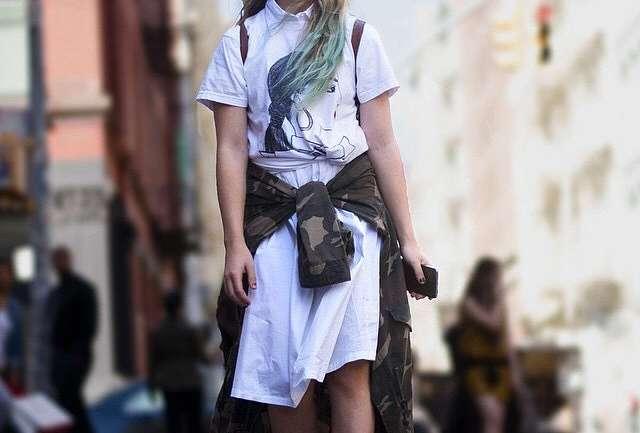 Tatiana, la hija fashionista de Leonardo Farkas