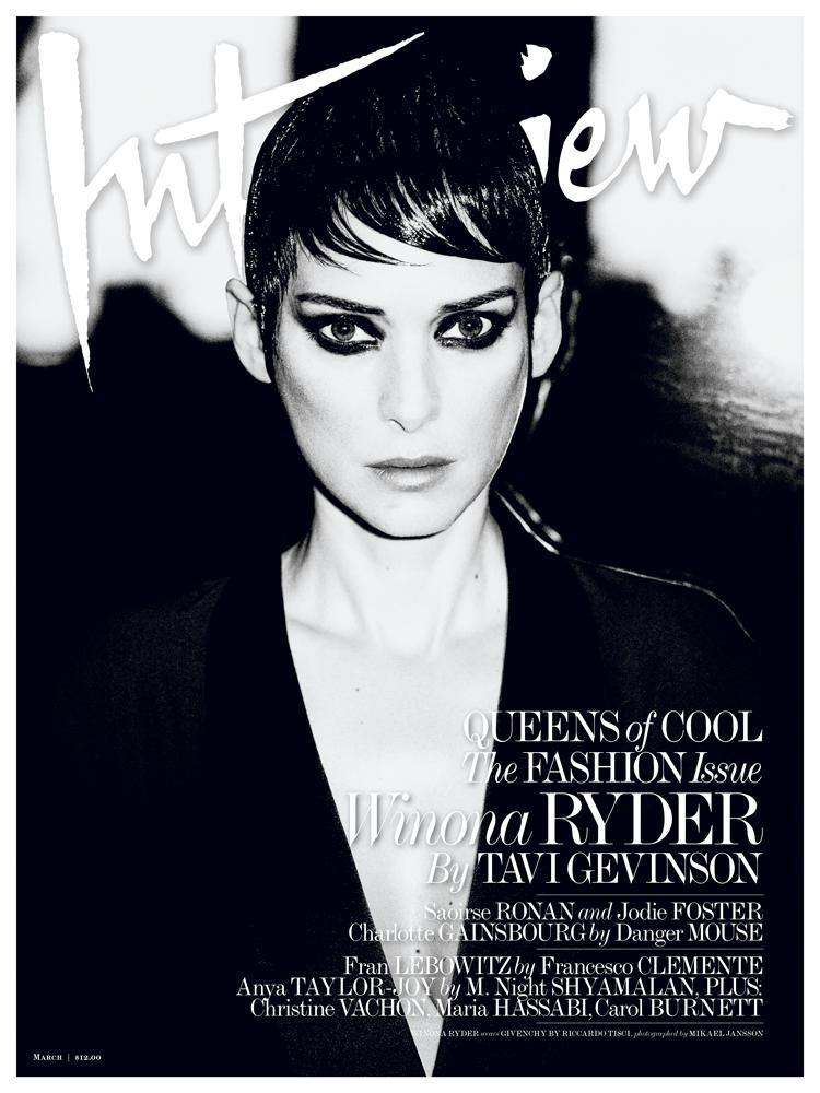 Las portadas de revistas de marzo, 2016