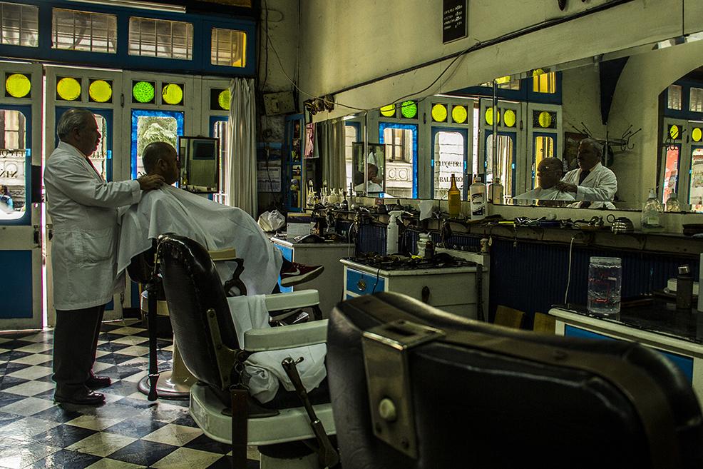 VLC Man: Barberías vintage en Santiago