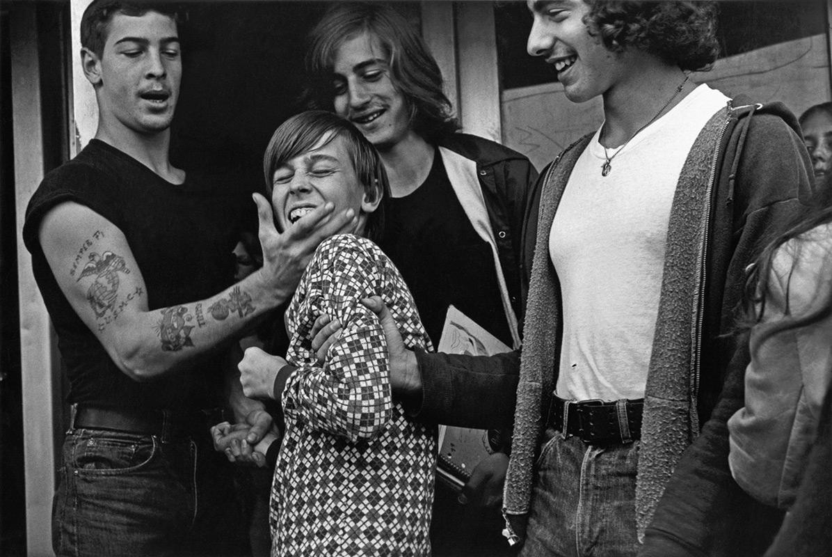 La fotografía de Joseph Szabo, un registro para apreciar la juventud
