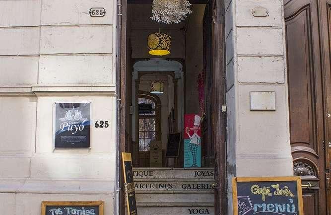 Locales de diseño de autor en Santiago